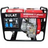 Електрогенератор дизельний BULAT BDG 6000E (1 phase)