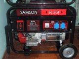 Електрогенератор бензиновий зварочний  SAMSON SQ 190A
