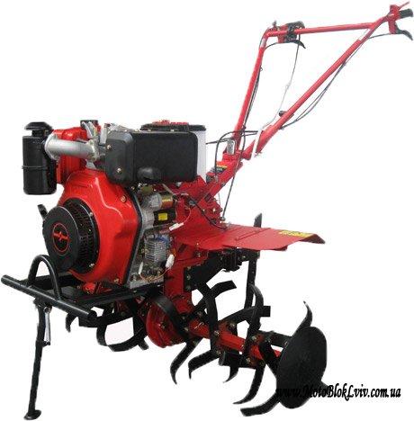 Мотоблок дизельний Forte HSD1G 105/105 Е