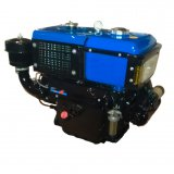 Дизельний двигун Кентавр Зубр 12 15 к с до мотоблока чи мототрактора R195NDL(Zubr) 12-15 к.с. з електростартером