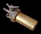 Кран топливний в зборі (метал)