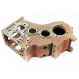 Корпус коробки передач до мототрактора під великий чулок (корпус підшипника піввісі)